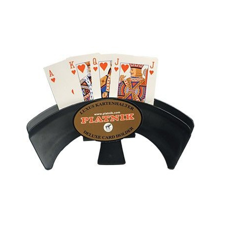 Porte-cartes en plastique