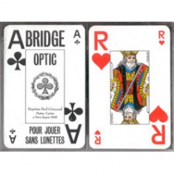 coffret de bridge Optic