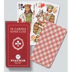 Tarot 78 cartes Super Luxe
