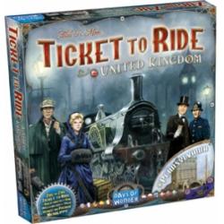 les Aventuriers du Rail : Royaume-uni