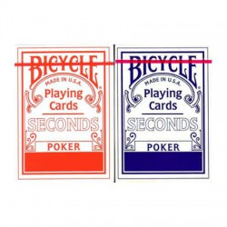 cartes Bicycle Seconds