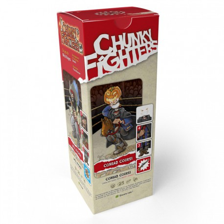 Chunky Fighters Starter 2