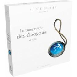 Time Stories : la Prophétie des Dragons