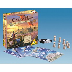 Golden Horn : Dominio da Mar