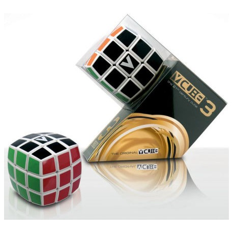 V-Cube 3 Bombé Blanc