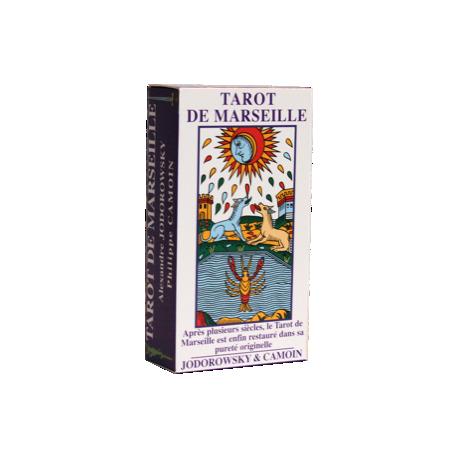 Tarot de Marseille Camoin Jodorowsky