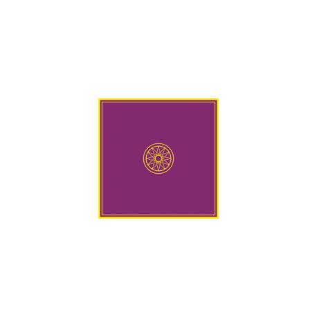 tapis violet Esoterique