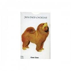 Les chiens,  jeu de 54 cartes