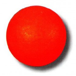 Balle de baby-foot liège FLUO