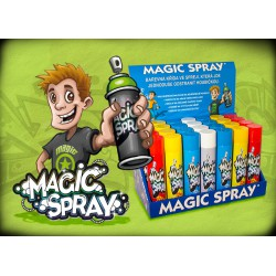 Magic Spray - bombe à craie