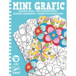 Mini grafic  floraux