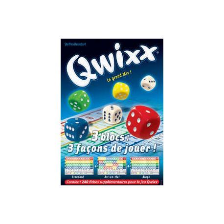 Qwixx - Blocs de recharge