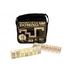 Domino Double 18 de voyage