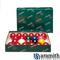 Billes Snooker Aramith 52 mm