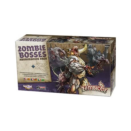 Zombicide Black Plague : Special Guest Paul Bonner