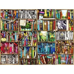 puzzle Wentworth - la Bibliothèque