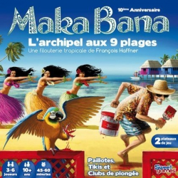 Maka Bana : l'Archipel aux Neuf Plages