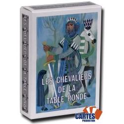 Les Chevaliers de la table ronde je de 54 cartes