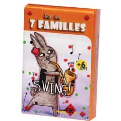 Jeu des 7 familles Swing !