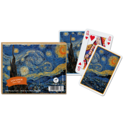 Van Gogh jeu de Bridge