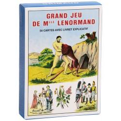 Le grand jeu Lenormand