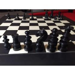 pièces d'échecs Régence en buis