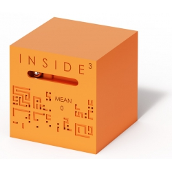 Inside Cube orange Mean Phantom