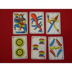Cartes Espagnoles en étui