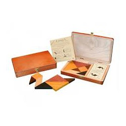 Coffret Tangram  Guy Jeandel