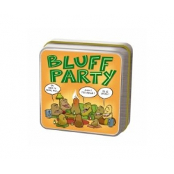 Bluff Party Orange