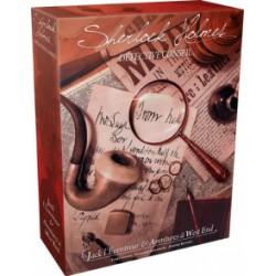 Sherlock Holmes Détective Conseil - Jack l'Eventreur et Aventures à West End