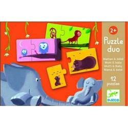 Puzzle Duo: Contraire