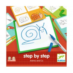 Eduludo step by step animals & co