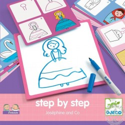 Eduludo step by step Joséphine and co