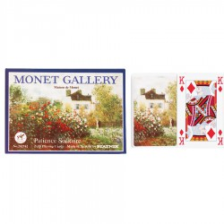 MONET GALLERY PATIENCE SOLITAIRE