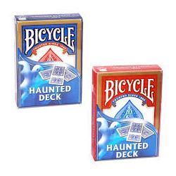 Bicycle Hanté - haunted deck