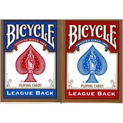 Bicycle League Back