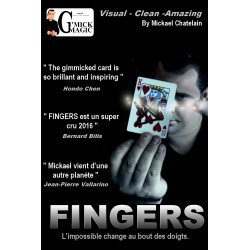 Mickael Chatelain - Fingers