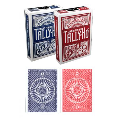 cartes Tally-Ho