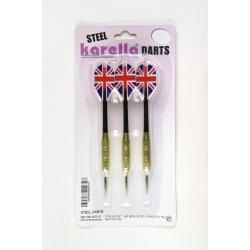 fléchettes Karella Steel