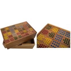 Domino double 15