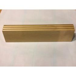 Porte cartes en bois