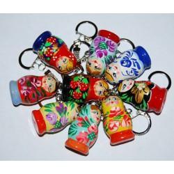 Porte-clés Matriochka