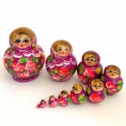 Poupée russe miniature