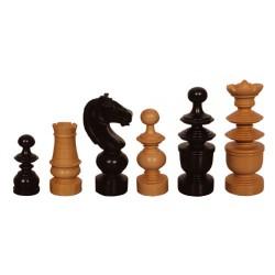Pièces échecs régence buis/ N°5