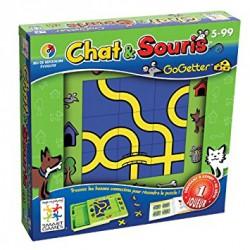 Chat et Souris Go Getter