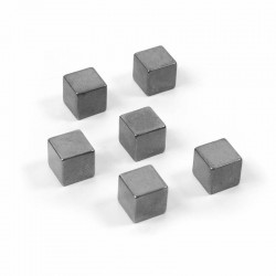 Aimants de magicien - Cube