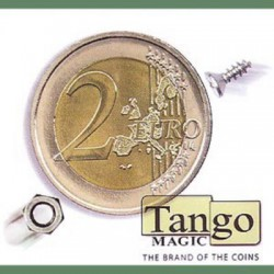 Pièce 2 Euros magnétique Tango