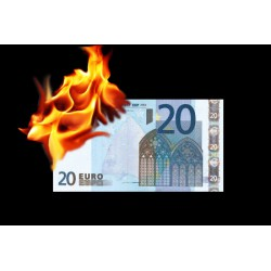 Billets Flash 20 euros
