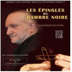 Dominique Duvivier - les Epingles ou Chambre Noire
